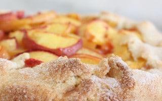 Free-Form Fruit Tart