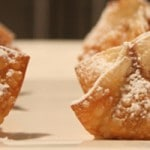 Chocolate Hazelnut Pockets