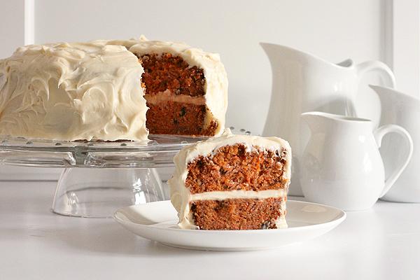 Mama Dorosch's Carrot Cake