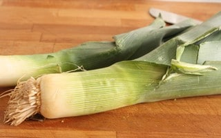 How To Prep and Cut Leeks