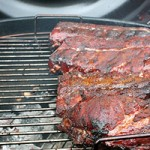 Smokey Barbequed Baby Back Ribs