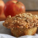 Apple Pie Inspired Muffins