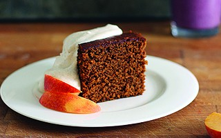 Old Fashioned Gingerbread Cake