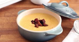 potato corn bacon soup