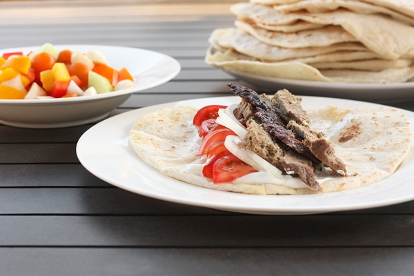 how to make homemade gyro meat