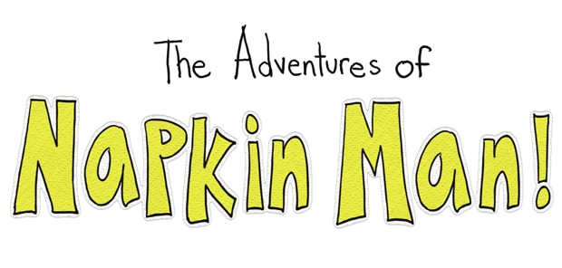 The Adventures of Napkin Man - Free interactive ebooks for ...