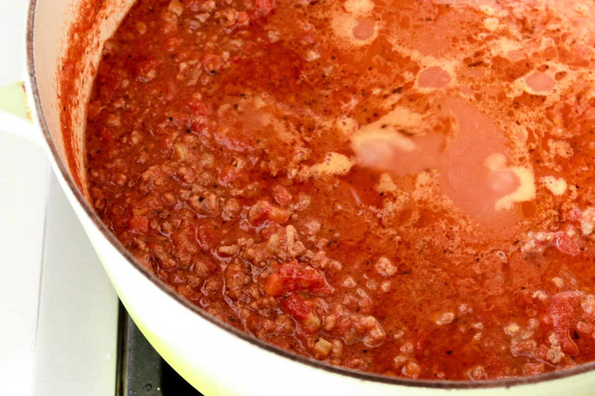 Bolognese Meat Sauce | Kitchen Trials