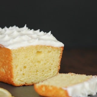 Creamy Dreamy Lemon Loaf (Shhh… They're better than Starbucks!)
