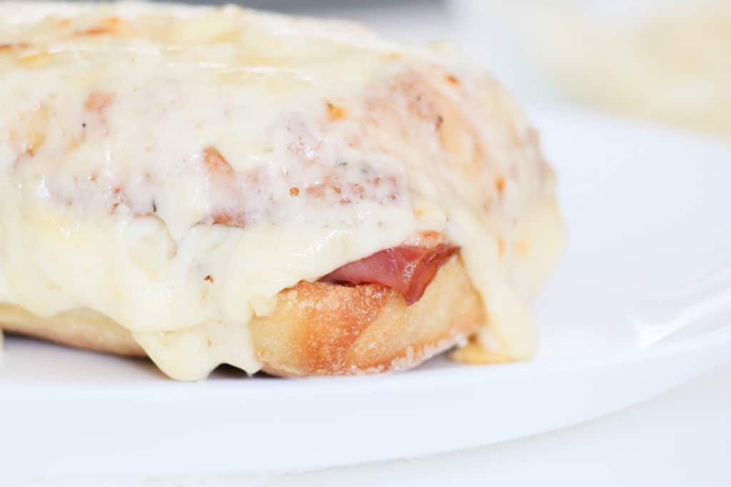 Croque Monsieur – The Ultimate Ham and Cheese Sandwich