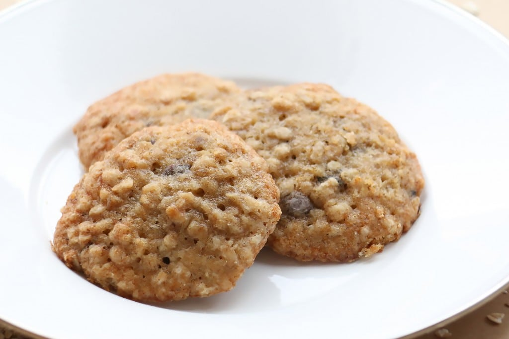 Oatmeal Snack Cookies