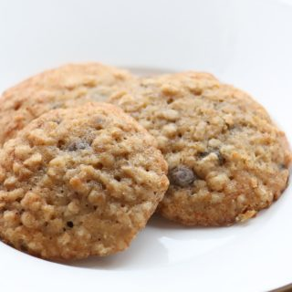 Oatmeal Banana Bread Snacking Cookies