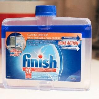 finish dishwasher cleaner