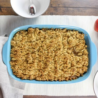 Best Ever Apple Crisp