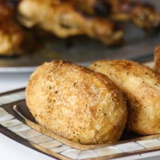 English Style Roast Potatoes